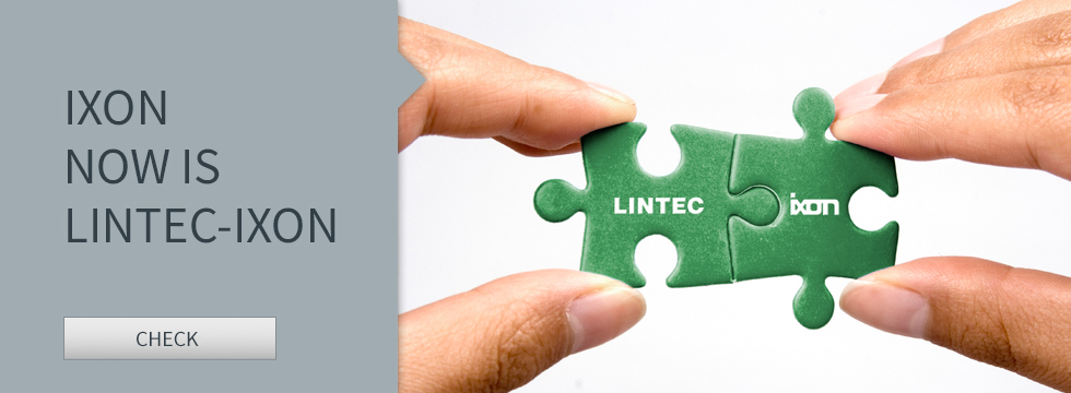 IXON now is LINTEC-IXON